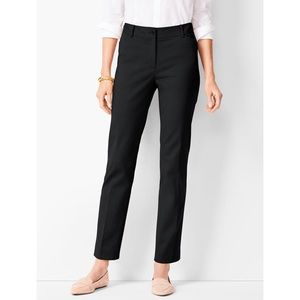 [Talbots] Black Hampshire Ankle Pants